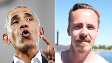 Barack Obama Jasper Pääkkönen