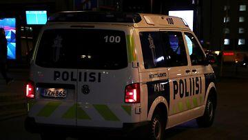 poliisi yö