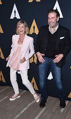 Olivia Newton-John ja John Travolta