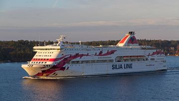 TallinkSiljan kuva Baltic Princess