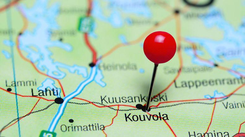 AOP Kouvola kuvituskuva Kouvolan kartta 25.H7X969
