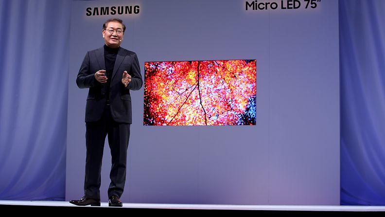 samsung telkkari microled