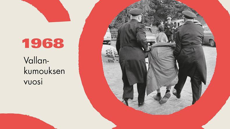 Vallankumouksen vuosi 1968