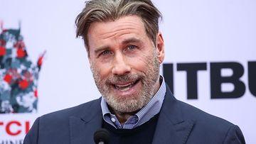 John Travolta joulukuu 2018