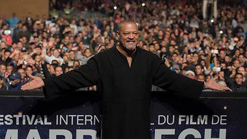 Laurence Fishburne Marrakechin elokuvafestivaaleilla 8.12.2018 1