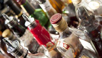 alkoholit alkoholijuomat pullot