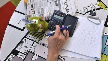 Sama pankki, eri asuntolainamarginaali – katso pankkikohtaiset tiedot.