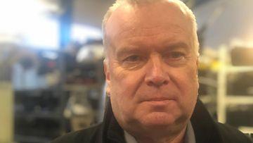 Arto Silvennoinen toimitusjohtaja Suomen Autokierrätys