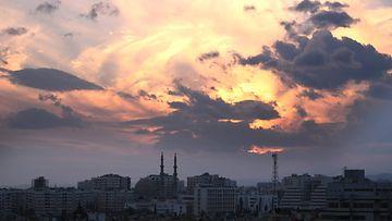 syyria damaskos