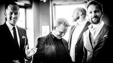 Ricky-Tick Big Band & Julkinen Sana 2018: Tommy Lindgren, Redrama, Paleface, Valtteri Laurell Pöyhönen