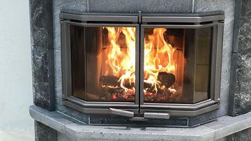 takka, puunpoltto, lämmitys