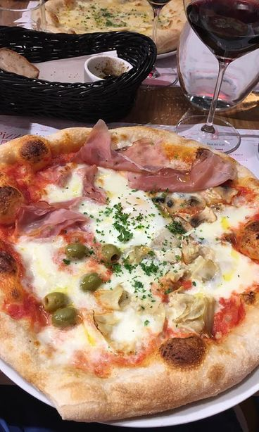 Tampere Paras Pizza