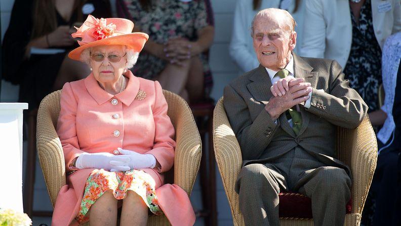 kuningatar Elisabet prinssi Philip