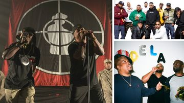 Gods of Rap: Public Enemy, Wu-Tang Clan, De La Soul 2019