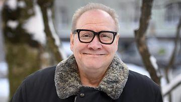 Jari Tervo 22.1.2019 Helsingissä 1
