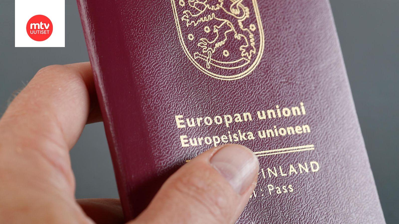 hae passi netissä