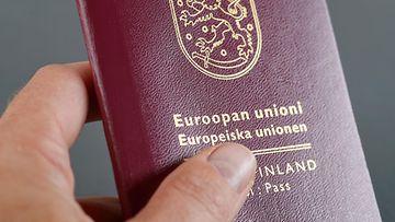 AOP Suomen passi