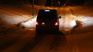 AOP Poliisi talvi