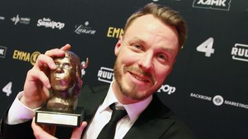 Jukka Immonen 6.2.2019 Emma-gaala 2