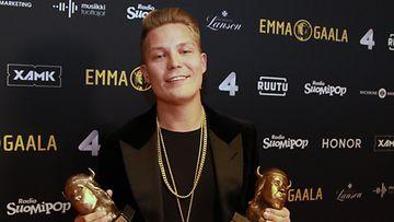 Jare Tiihonen aka Cheek 6.2.2019 Emma-gaala 1