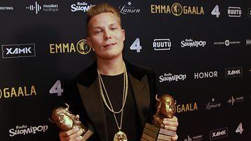 Jare Tiihonen aka Cheek 6.2.2019 Emma-gaala 2
