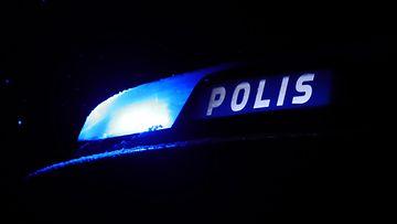 poliisi kolari