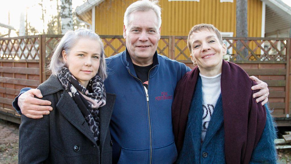 Antti Rinteen Vaimo