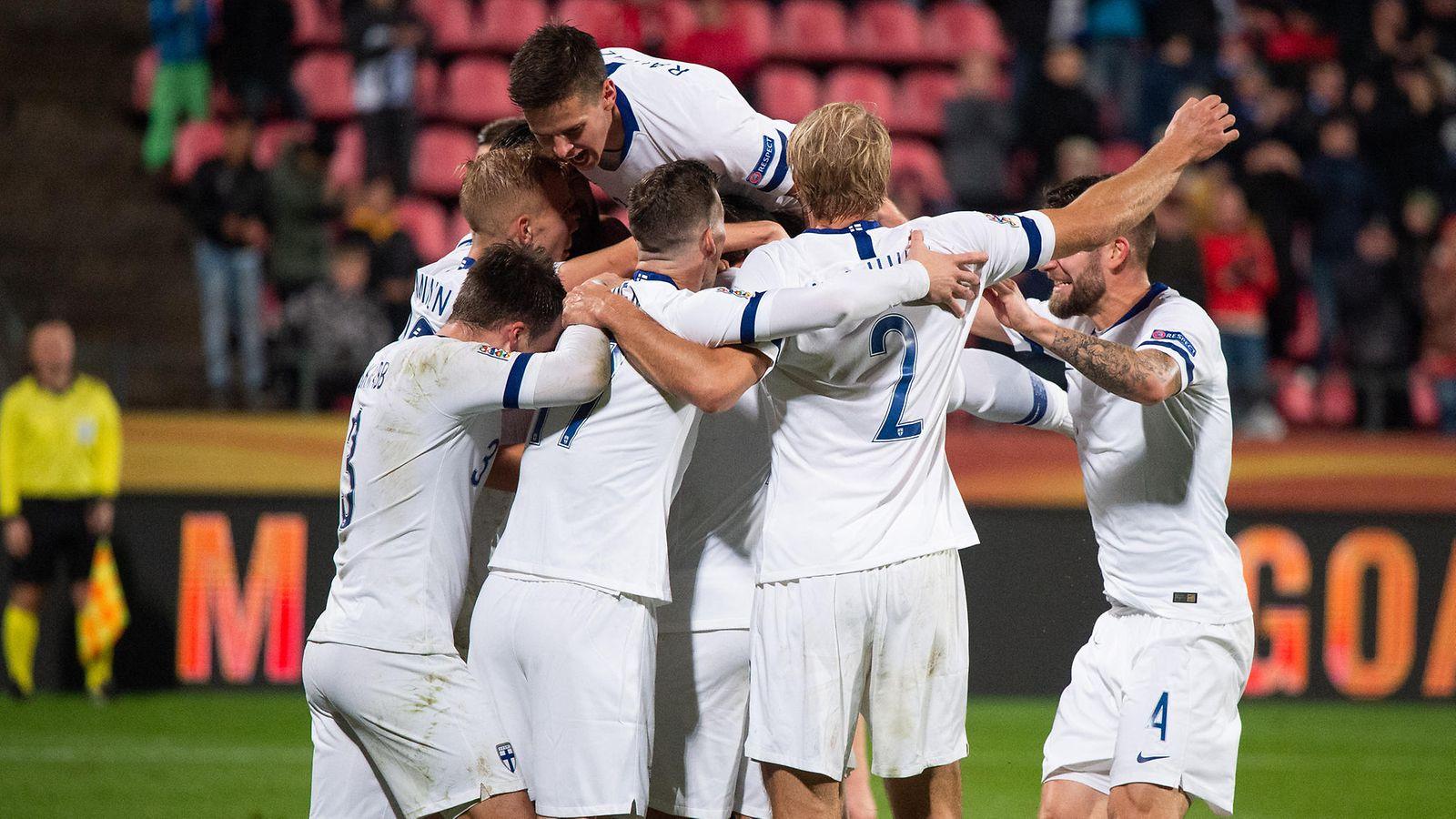 Huuhkajat putosi yhden sijan FIFA-rankingissä – Qatar nousi peräti 38 pykälää ja ohitti Suomen ...