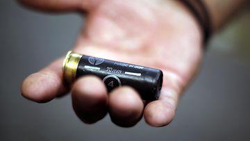 AOP haulikko ampuma-ase hylsy laukaus ase 17.54401059