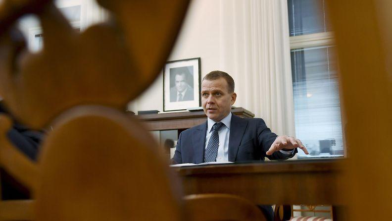 Petteri Orpo Lehtikuva
