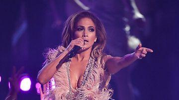 Jennifer Lopez Grammy-gaalassa