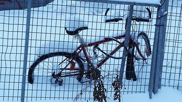 AOP talvipyöräily pyöräily polkupyörä talvi lumi 1.03860709