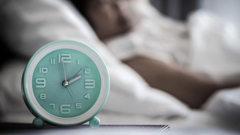 uni, unettomuus, univaje, yö