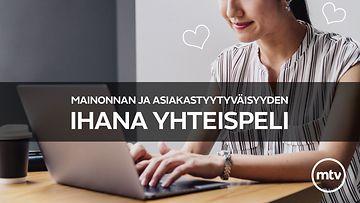 Maarit Ruuthin blogi: Mittarit verkkomainonnan ja asiakastyytyväisyyden ihanaan yhteispeliin