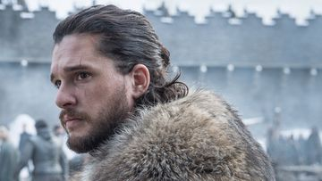 Game of Thrones S8 first look Jon Snow