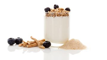 Ashwagandha superfood jogurtti