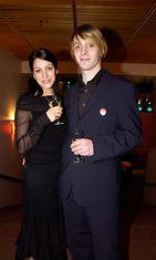 Jenni Banerjee ja Reino Nordin 2004