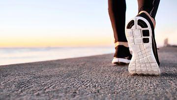 liikunta, kävely