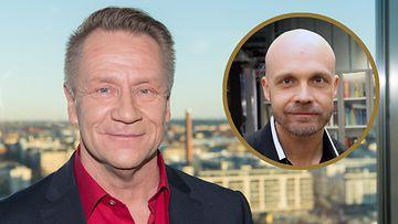 Olli Lindholm ja Juha Tapio 2018