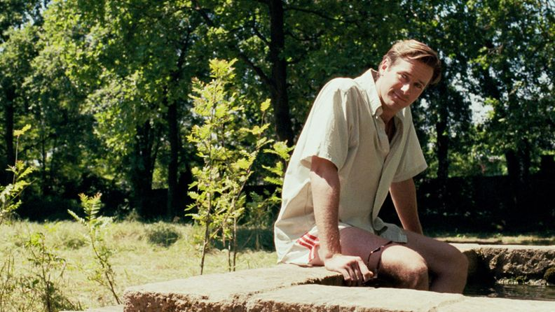 Armie Hammer Call Me By Your Name 2017