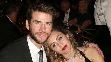 Liam Hemsworth ja Miley Cyrus