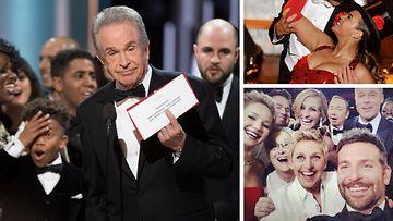 Oscar-kohut: 2017, 2014, 2009