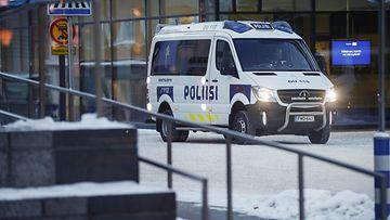 LK Oulu poliisi