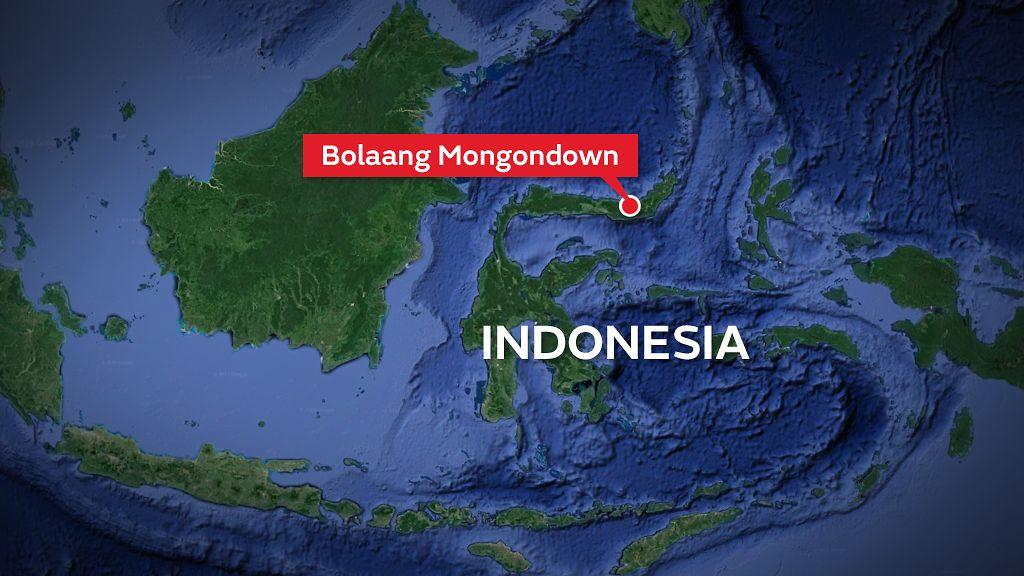 Indonesiassa Mitattiin 7 5 Magnitudin Maanjaristys