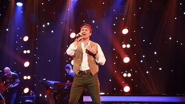Ressu Redford tähdet tähdet 5 live