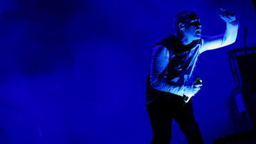 Keith Flint The Prodigy 2015