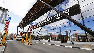 EPA, Moskova, Sheremetjevo, lentokenttä, terminaali, lentoasema