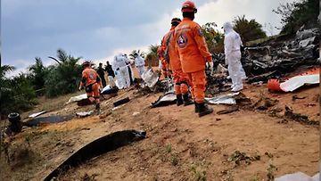 Kolumbia lento-onnettomuus