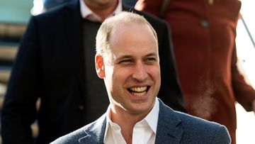 Prinssi William helmikuu 2019