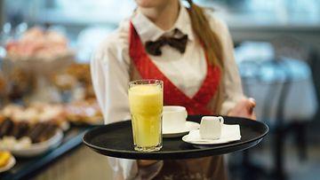 tarjoilija, ravintola